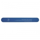 2-way giant nail file 240/240, blue