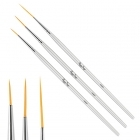 Set of 3 Nail art brushes