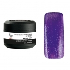 Coloured UV nail gel midnight violet 5g