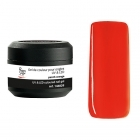 Coloured UV nail gel punch orange 5g