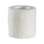 Self adhesive strip white