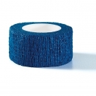 Self adhesive strip blue