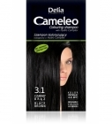 3.1 BLACK BROWN - Shampoo coloring Cameleo 40ml