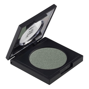 Lumière shimmering eye shadow - silver green 3g