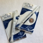 2x Dazzling white Teeth Whitening Pen