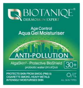 Biotaniqe Anti Pollution Aqua Gel Cream 30+ 50ml