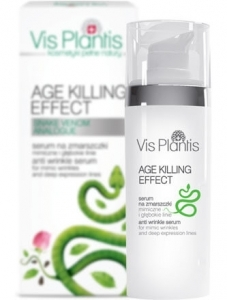 Vis Plantis - Serum for wrinkles and deep expression lines, 30ml