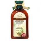 Green Pharmacy - Balm for dry and damaged hair Argan Oil and Pomegranate 300ml