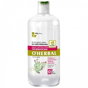 O Herbal Micellar solution for sensitive skin with thyme extract 250ml