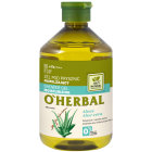 O'Herbal Kosteuttava Aloe vera suihkugeeli 500ml