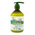 O'Herbal Conditioner for dry and damaged hair with flax extract 500 ml