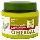 O'Herbal Mask for coloured hair with thyme extract 500ml