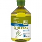 O'Herbal Shampoo for greasy hair with mint extract 75ml