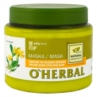 O'Herbal Volume boost Mask for fine hair with arnica extract 500ml
