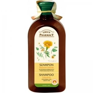 Green Pharmacy - Shampoo for normal and greasy hair CALENDULA 350ml