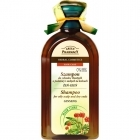 Green Pharmacy - Shampoo for oily scalp and dry ends Ginseng 350ml