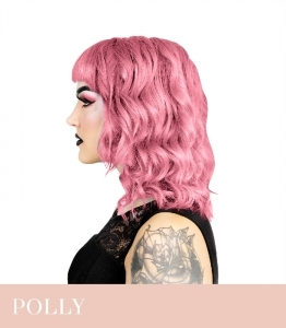 Hermans Amazing Polly Pink