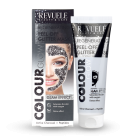 Revuele Peel Off Glitter Mask - Black 80ml