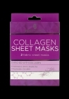Skin Academy Collagen Sheet Mask 2 kasvonaamiota