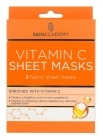 Skin Academy Vitamin C Sheet Mask