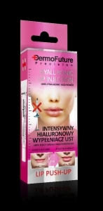 Dermofuture Hyaluronic Lip Injection huulia pullistava seerumi 12ml