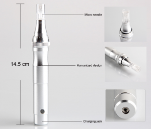DermalPen 5 action microneedling pen for beauty salons