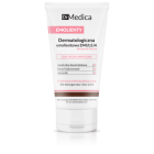 Emollient emulsion face wash, dry skin