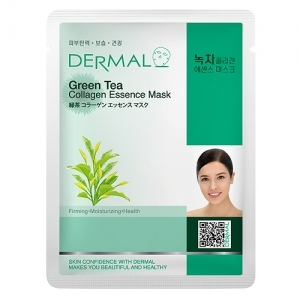 Collagen mask - Green Tea