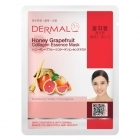 Collagen mask - Honey Grapefruit