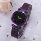 Purple Bling watch