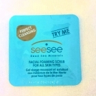 (SAMPLE) SeeSee Facial forming scrub