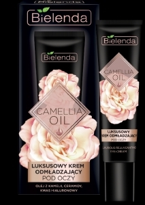 Bielenda CAMELLIA OIL Luxurious rejuvenating eye cream, 15ml