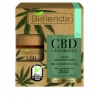Bielenda CBD Cannabidiol moisturizing and soothing cream from hemp seed dry / sensitive skin 50ml
