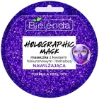 Bielenda HOLOGRAPHIC MASK Moisturizing mask with hyaluronic acid and trehalose 8g