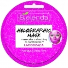 Bielenda HOLOGRAPHIC MASK Soothing mask with allantoin and d-panthenol 8g
