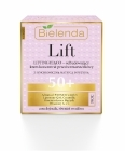 Bielenda LIFT smoothing and lifting anti-wrinkle night cream 50+  50ml