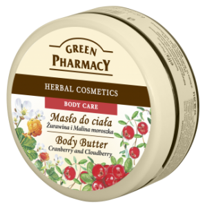 Green Pharmacy Body Butter Cranberry & Cloudberry 200ml