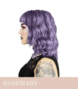 Hermans Amazing Rosemary Mauve hair color