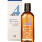 System 4 - 4 Shale Oil Shampoo 215ml