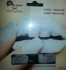 Lily Angel Caviar Manicureset White