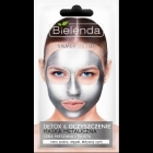 SILVER DETOX mask for skin oily skin 8g