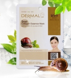 Collagen mask - Snail